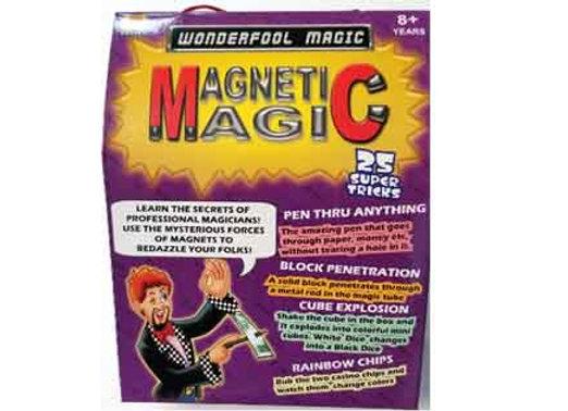 Magnetic Magic Kit