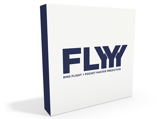 FLYYY by Julio Montoro  (GV $10)