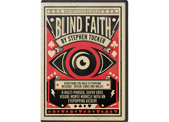 Blind Faith by Stephen Tucker - The Workers (GV $6)