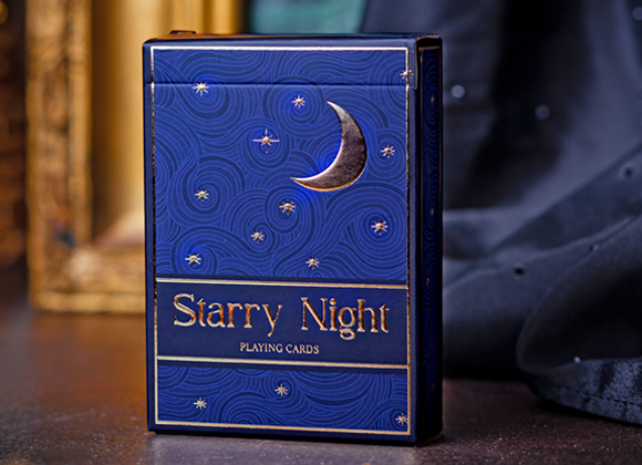 Elephant Playing Cards (Starry Night) (GV $2)