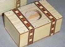 Mexican Bill Box - Wooden
