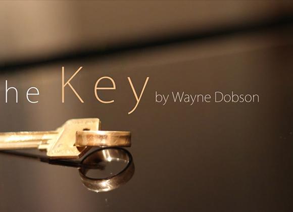 The Key by Wayne Dobson (GV $25)
