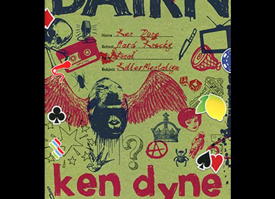 Bairn - The Brain Children of Ken Dyne (GV $14)