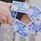 Thumbnail: Fluid Art Blue (Standard Edition) Playing Cards