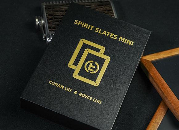 MINI SPIRIT SLATES PLUS BY TCC, CONAN LIU & ROYCE LUO (GV $35)