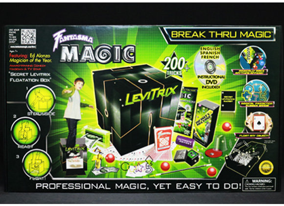 Break Thru Magic Set by Fantasma Magic