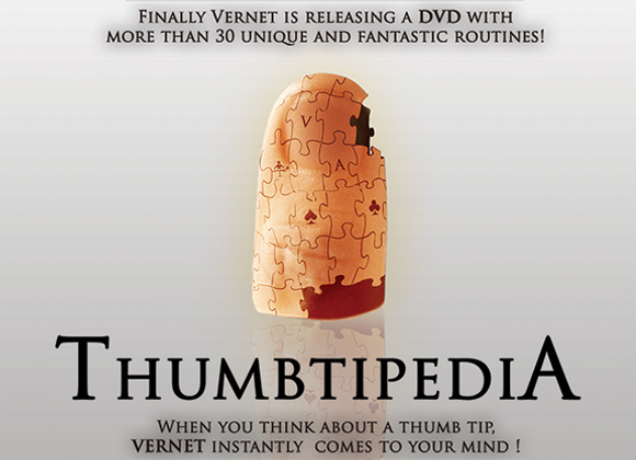Thumbtipedia by Vernet (Preowned)