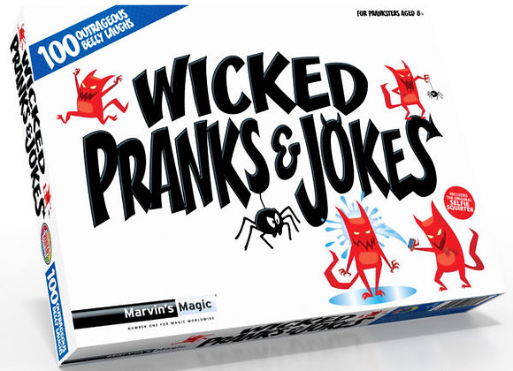 Wicked Pranks & Jokes