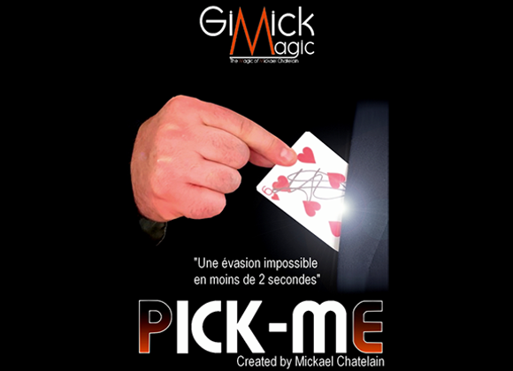 Pick Me by Mickael Chatelain