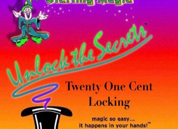 21 Cent Trick, Locking - Sterling