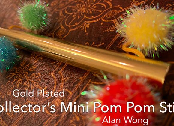 Collector's Mini Pom-Pom Stick by Alan Wong (GV $10)
