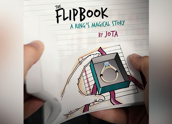 FLIP BOOK by JOTA  (GV $22)