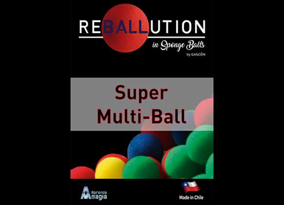 Super Multi Ball by GABRIEL GASCON and Aprend