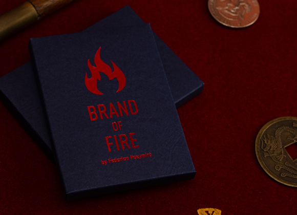 BRAND OF FIRE by Federico Poeymiro
