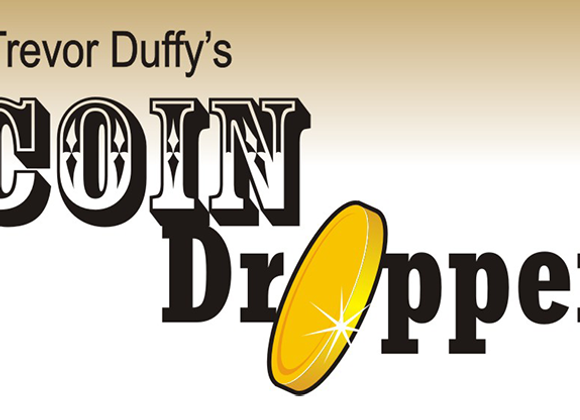 Trevor Duffy's Coin Dropper (Half Dollar) by Trevor Duffy