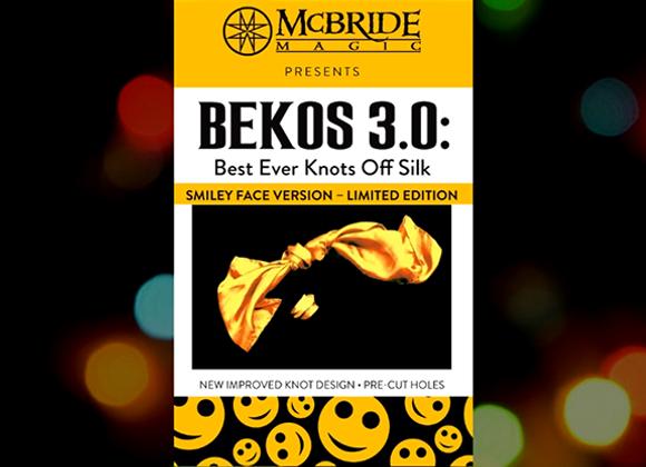 BEKOS 3.0 by Jeff McBride & Alan Wong (GV $20)