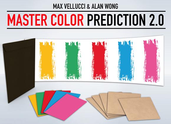 Master Color Prediction 2.0 by Max Vellucci (GV $25)