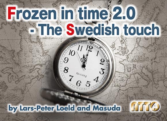 Frozen In Time Swedish by Katsuya Masuda (GV $12)