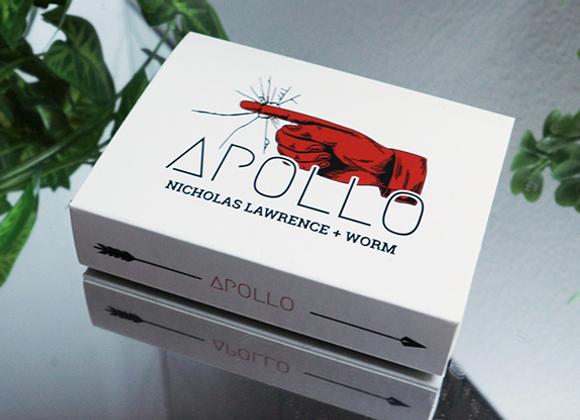 APOLLO by Nicholas Lawrence & Worm (GV $6)
