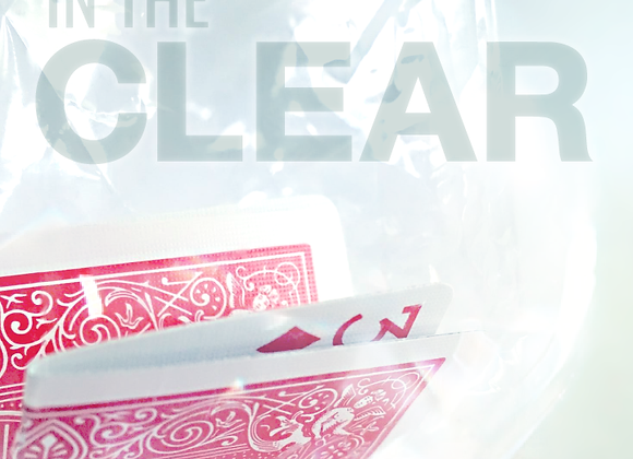 In the Clear by Nicholas Lawrence (Preowned)