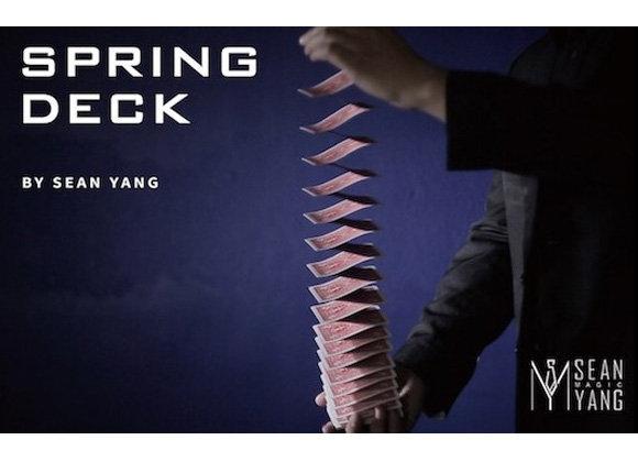 Spring Deck by Sean Yang