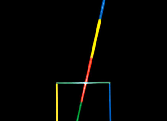 Squaring the Circle to Cane (Multicolor)