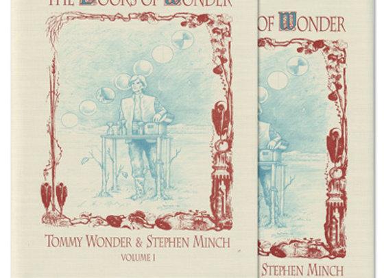 The Books of Wonder by Tommy Wonder (2 Volume Set) (GV $22)
