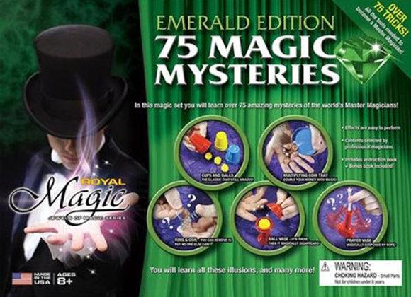 Royal Jewels of Magic (Emerald Edition Magic Set)