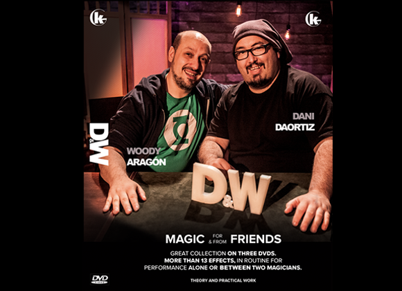 D & W (Dani and Woody) by Grupokaps