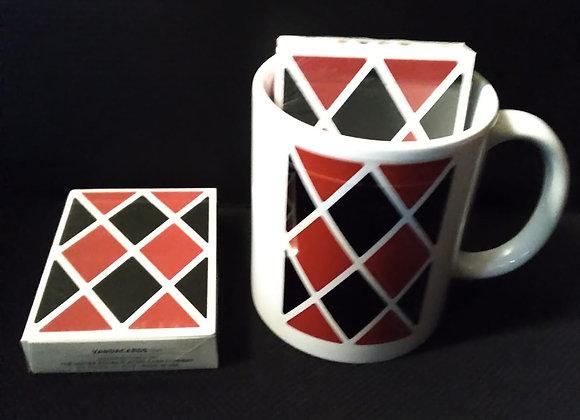 Ren Playing Cards Mug set