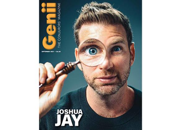 Genii Magazine September 2021