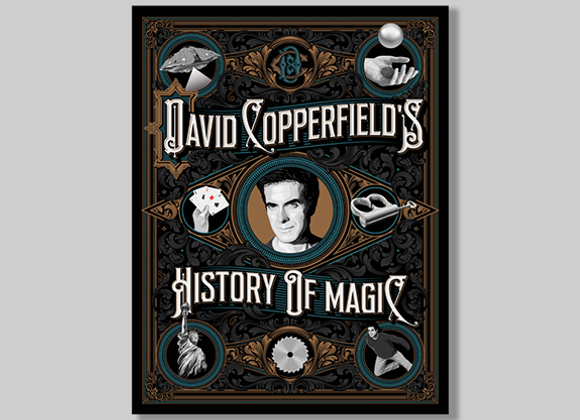 David Copperfield's History of Magic by David Copperfield (GV $10)