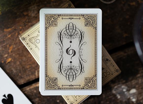 Limited Moonshine Vintage Elixir Playing Cards (GV $6)