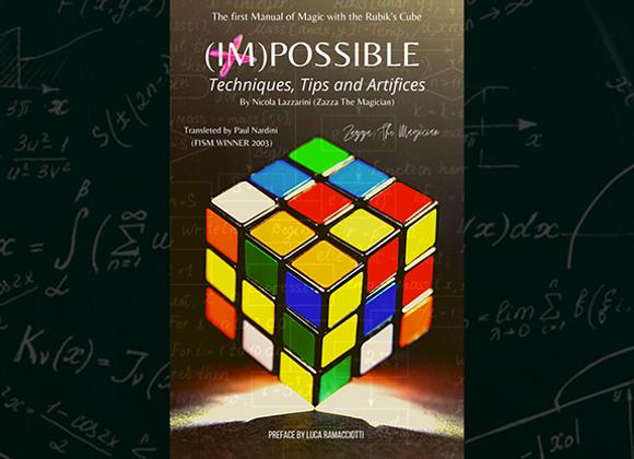 IMPOSSIBILE by Nicola Lazzarini -Book (GV $6)