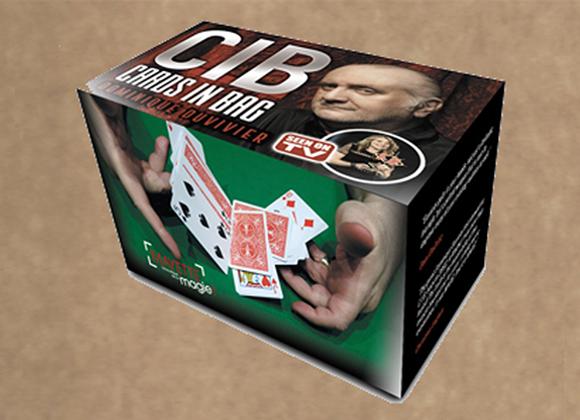 CIB: Cards In Bag by Dominique Duvivier