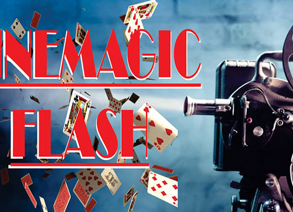 CINEMAGIC FLASH by Mago Flash (GV $20)