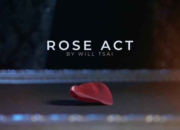 Visual Matrix AKA Rose Act Valorous by Will Tsai and SansMinds
