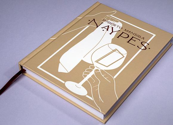 Naypes by Roberto Mansilla - Book (GV $11)