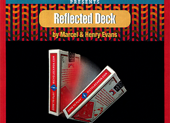 Reflected Deck by Henry Evans (Preowned)