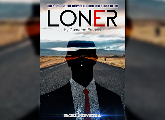 Loner by Cameron Francis (GV $6)