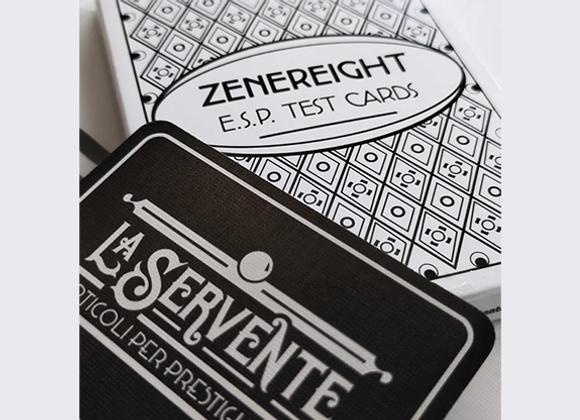 ZENEREIGHT by La Servente (GV $8)