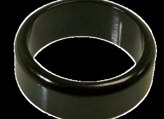 Black PK Ring (18mm, 19mm, 20mm)