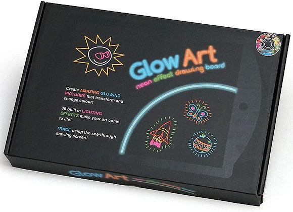 Marvin's Magic Glow Art – Black