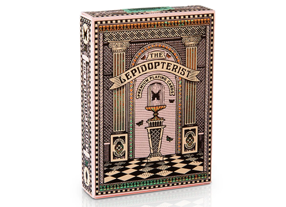 Lepidopterist Playing Cards by Art of Play (GV $6)