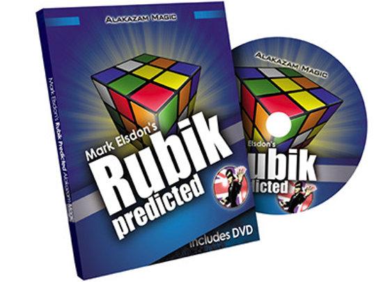 Rubik Predicted by Mark Elsdon (Preowned)