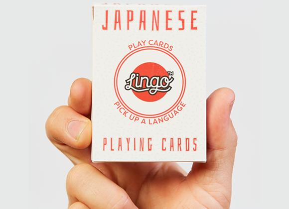 Lingo (Japanese) Playing Cards