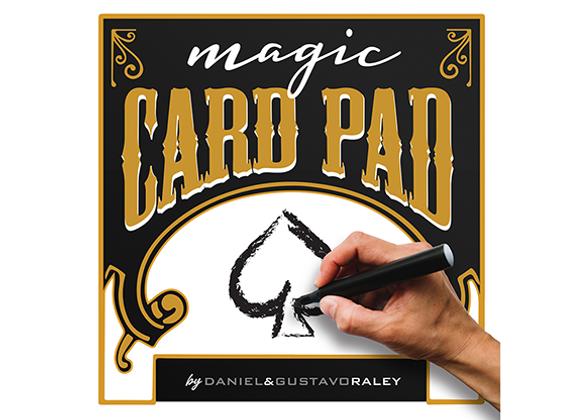 CARD PAD by Daniel & Gustavo Raley