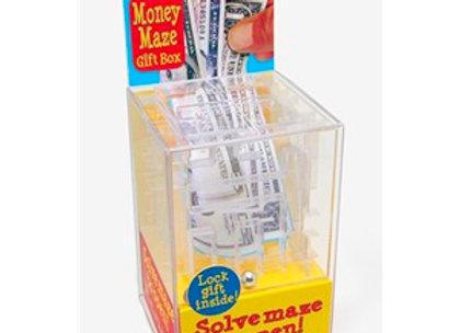 MONEY MAZE PUZZLE