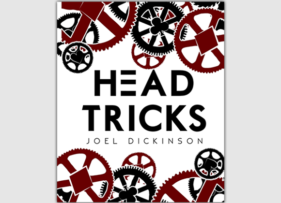 Head Tricks by Joel Dickinson - Book (GV $17)