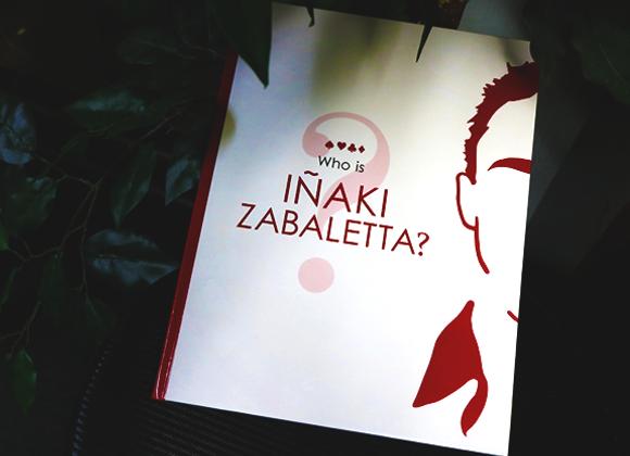 Who is Inaki Zabaletta? by Vernet Magic - Book (GV $12)